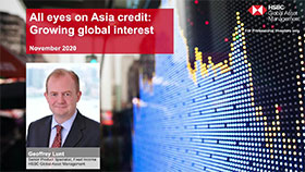 All eyes on Asia credit - growing global interest