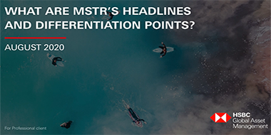 What are MSTR's headlines and differentiation points?
