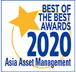 Managed by award winning Asian fixed income team